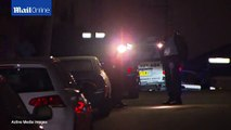 A man has been shot dead and gunman on the run in Sydney