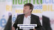 Qu'est-ce que le comité AcTE lancé par Nicolas Hulot ?