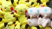 New Pokemon Plushes Fit In Your Palm