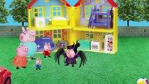 h3 Peppa Pig   Malévola e a aranha gigante  assustadora   Português Brasil  h3