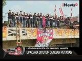 Live Report: Lomba Panjat Pinang dan Upacara Di Sentul Dihadiri Oleh KMP - iNews Siang 17/08