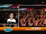 Tari Kecak Dan Wayang Cemblong Awali Pembukaan Festival Selancar Di Bali - Wajah Indonesia 04/08