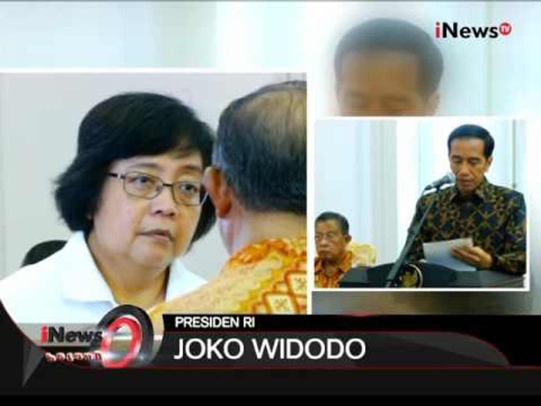 Presiden Jokowi Dan Sejumlah Menteri Hari Ini Sidang Kabinet Di Istana Bogor - iNews Petang 23/11