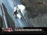 Baku tembak terjadi antara polisi dan pelaku penculikan di Bireuen, Aceh - iNews Malam 01/02