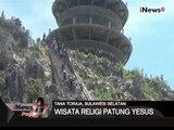 Destinasi wisata baru Indonesia, Pesona patung Yesus Tana Toraja - iNews Pagi 12/02