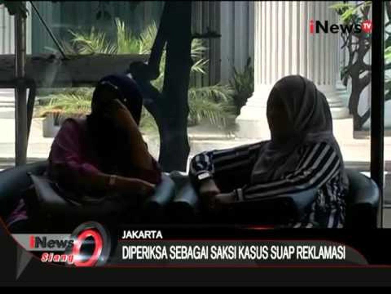 Usut kasus reklamasi teluk Jakarta, KPK hari ini periksa Sunny dan Aguan - iNews Siang 13/04