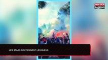 Mondial 2018 : Ahmed Sylla, Omar Da Fonseca, Alicia Aylies… Les stars soutiennent les Bleus (Vidéo)