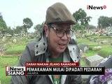 Jelang bulan Ramadhan, TPU Karet Bivak, Jakpus mulai dipadati peziarah - iNews Siang 23/05