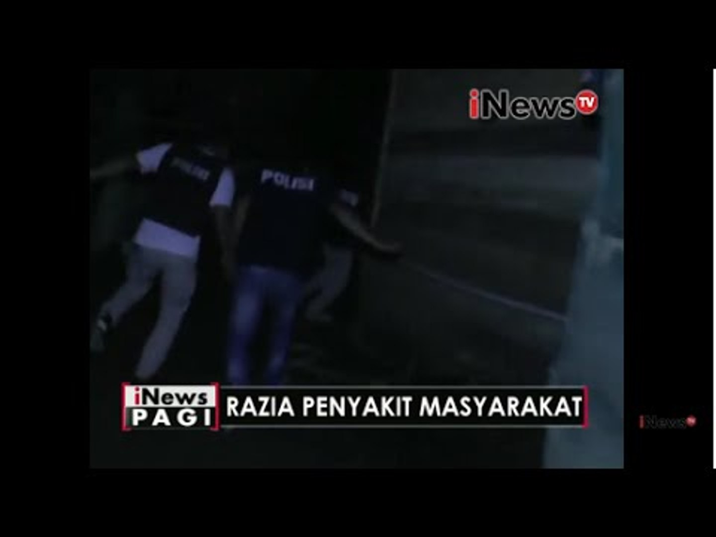 Polisi kejar kejaran dengan bandar judi togel - iNews Pagi 31/05