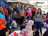Arus mudik 2016, H-6 Idul Fitri, stasiun Senen sudah mulai dipadati pemudik - iNews Siang 30/06