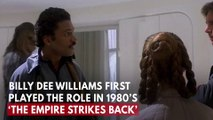 Billy Dee Williams Returns To Star Wars Franchise