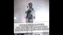 Gorillaz: Le rappeur Del the Funky Homosapien hospitalisé après une chute pendant un concert