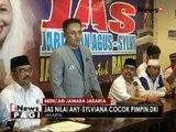 Jaringan Agus Sylvi atau JAS deklarisakan dukungan untuk Agus dan Sylviana - iNews Pagi 04/10