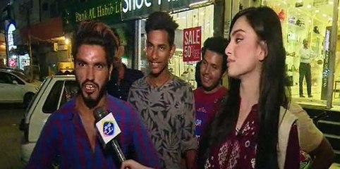 Pakistani Suniel Shetty in Action - Kis Ko Vote Dy Ga | Funny