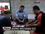 Live Report : H - 2 jelang aksi 212, para peserta aksi sudah mulai berdatangan - iNews Malam 30/11