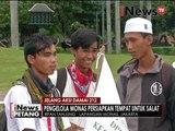 Live Report : Irfan Tanjung, Jelang aksi damai 212 - iNews Petang 01/12