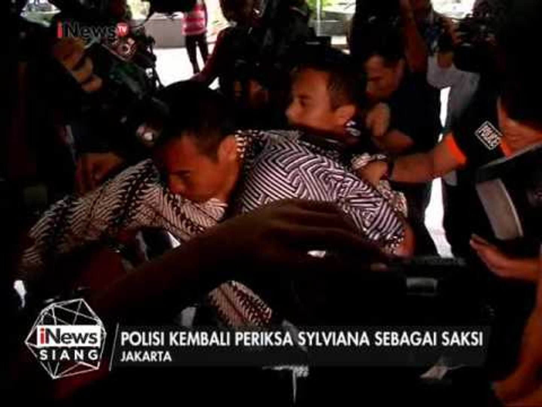 Hari ini Polisi kembali periksa Sylviana Murni sebagai saksi - iNews Siang 30/01