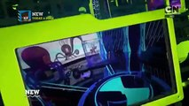 Cartoon Network UK HD Ben 10 Challenge Later/Next/Now Bumpers Opening Titles And Credits