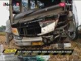 Tewaskan 2 Orang, Kecelakaan Maut antara Bus Malam & Minibus di Jalur Pantura - Police Line 21/06
