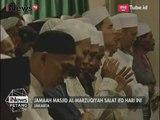 Jamaah Masjid Al - Marzuqiyah Laksanakan Sholat Idul Fitri di Lebaran Hari ke-2 - iNews Petang 26/06