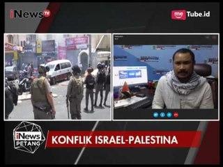 Meski Dilarang Israel, Muslim Palestina Tetap Dekati Masjid Al Aqsa untuk Salat - iNews Petang 22/07