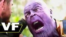 AVENGERS INFINITY WAR Bande Annonce VF du Blu-Ray 4K