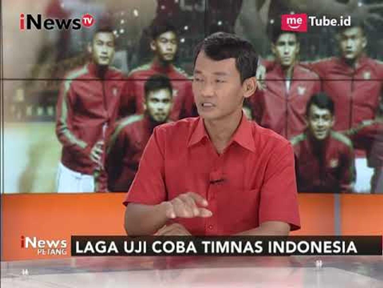 Laga Uji Coba Timnas Indonesia VS Kamboja Tidak Tercatat di Fifa - iNews Petang 04/10