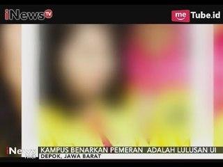Heboh!! Video Porno Mahasiswai Universitas Indonesia Tersebar & Menjadi Viral - iNews Pagi 26/10