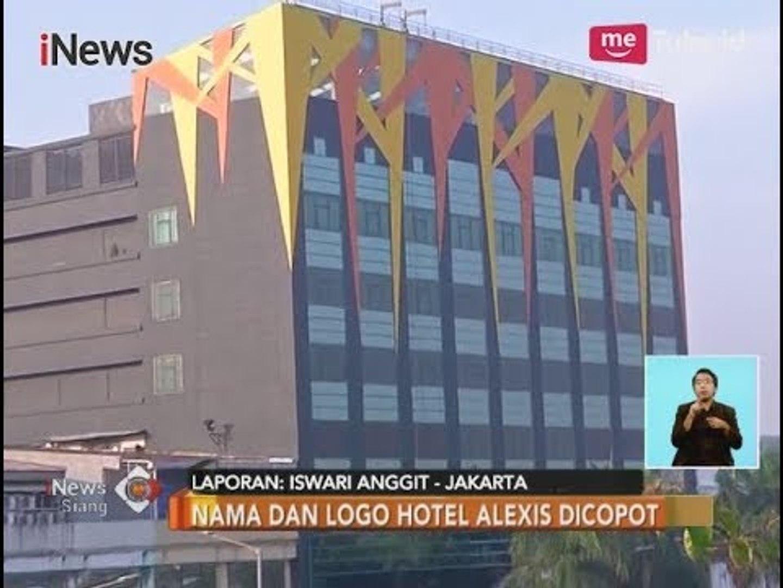 Hari Ini Hotel Alexis Sepi Aktivitas dan Tidak Ada Penjagaan Khusus - iNews Siang 02/11