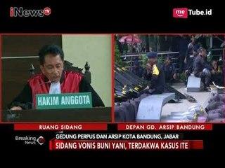 Hakim Membacakan Awal Mula Kronologi Kasus yang Dialami Buni Yani - Breaking News 14/11