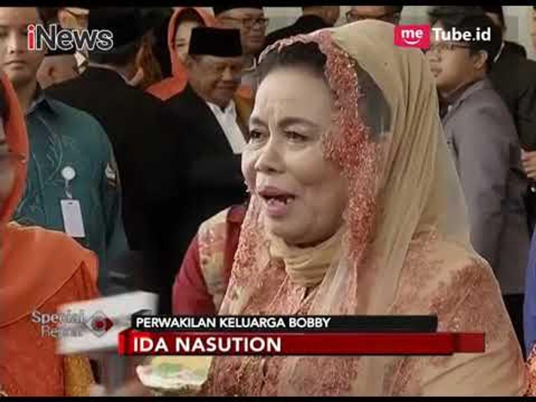 Keterangan Bibi dari Bobby Nasution Jelang Acara Horja Godang Bobby-Kahiyang - Special Report 24/11
