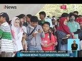 Jelang Perayaan Tahun Baru, Monas Sudah Dipadati Pengunjung Dari Pagi Hari - iNews Siang 31/12