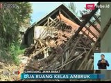 22 Tahun Berdiri, Bangunan SD di Sumedang Ambruk, Siswa Belajar di Musala - iNews Siang 02/01