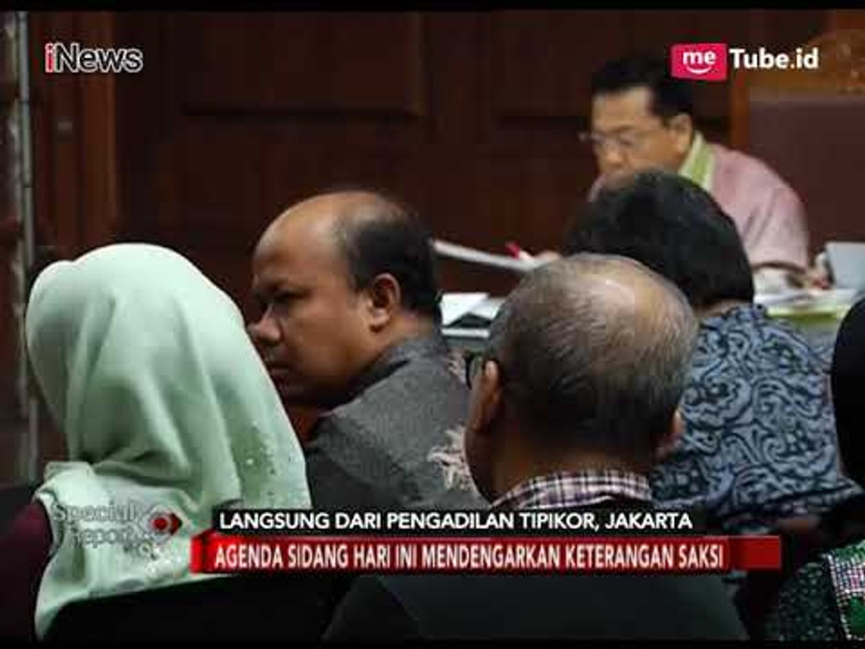 Jaksa Hadirkan 10 Saksi di Sidang Setya Novanto Hari Ini - Special Report 05/03