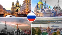 Top 4 Russian Host Cities For The World Cup