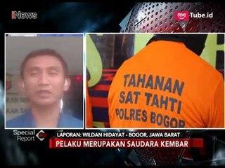 Driver Taksi Online Pembunuh Wanita Cantik di Cibinong Ternyata Kembar - Special Report 21/03