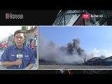 Kebakaran Pabrik Wig di Cilincing, 17 Mobil Pemadam dan 100 Petugas Diterjunkan - iNews Sore 31/03