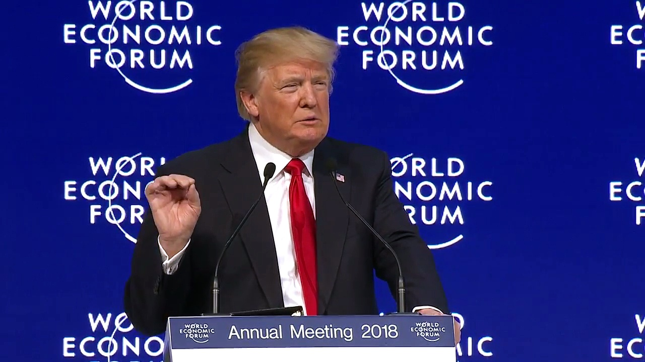 """Donald Trump: """"We support free trade, but it needs to be fair."""""""
