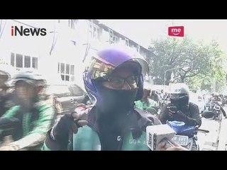 Tak Miliki Pangkalan, Ojek Online yang Mangkal di Jalan Sebabkan Kemacetan - iNews Sore 08/05