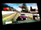 PS3 Burnout Paradise Démo Contre la montre