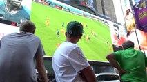 Times Meydanı'nda Dünya Kupası Yarı Final Heyecanı - New