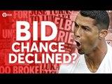 RONALDO BID DECLINED Tomorrow's Manchester United Transfer News Today! #37
