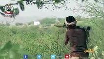 قتلى وجرحى من مليشيا الحوثي في هجوم للجيش على مواقعها بمديرية باقم شمال #صعدة