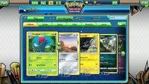 Opening 10 packs of Pokemon cards. Pokemon Trading Card Game Online