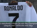 Juventus fans delighted with sensational Ronaldo signing