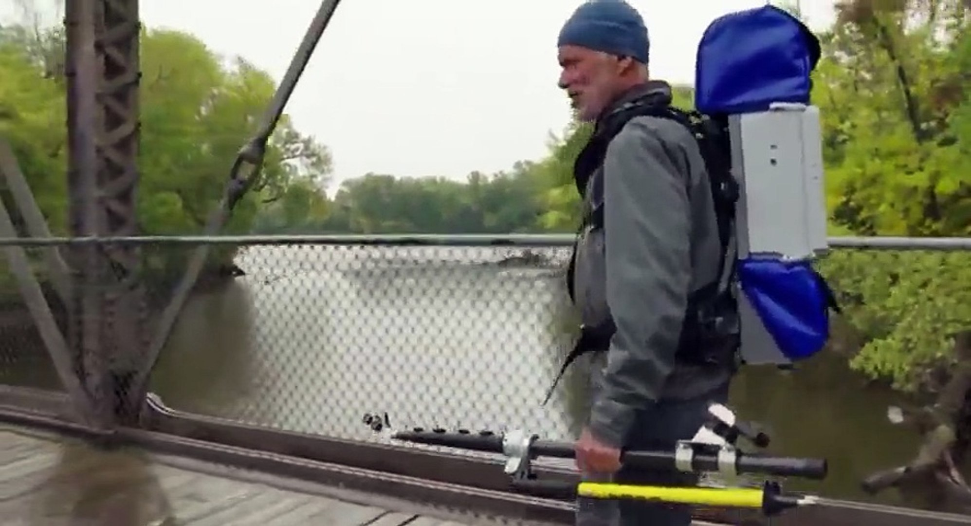 Jeremy Wade's Mighty Rivers S01 - Ep03 The Mississippi HD Watch