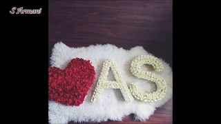 Whatsapp Status Letter A and S Love Status S and A Dhadak So