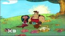 Disneys Barbaren-Dave - 03. a) Daves böse Liebe