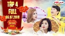 """Thiên đường ẩm thực 4  Tập 4 full: Phương Trinh Jolie """"sốt"""" với trình Anh Văn của Giang """"Vancouver"""""""