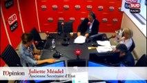 Service national universel: «une période obligatoire d'un mois», détaille Juliette Méadel